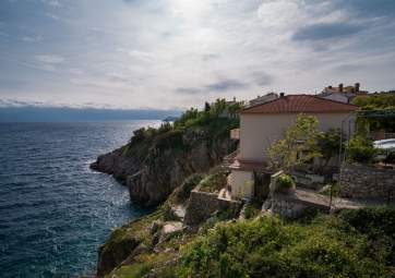 Cvita - in romantic location with most amazing sea view