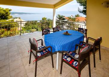 Maestral 5 - great sea view & great location
