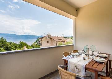 Eli 1 - stylish apartment with nice sea view