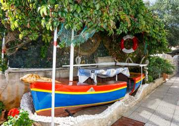 Marta 3 - mit großem Garten & ganz besonderer Terrasse