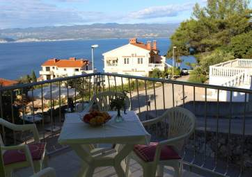 Nenad 3  - mansard very close to the beach, with sea view