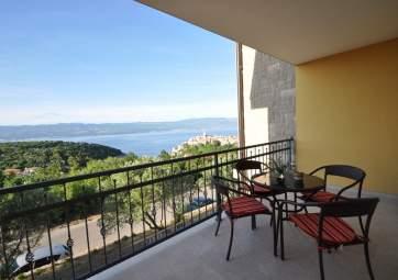 Mirna 1 - moderan apartman s pogledom na more