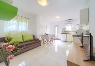 Salvia - modern apartment full of light