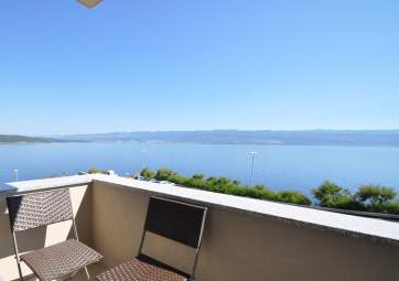 Heni 4 - so close to the beach, with panoramic sea view