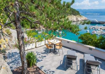 Gregor - Apartment direkt am Meer mit tollem Meerblick