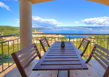 Goga - na idiličnom položaju s panoramskim pogledom na more