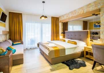 B&B Luce - Gold 1 - luxury rooms Luce
