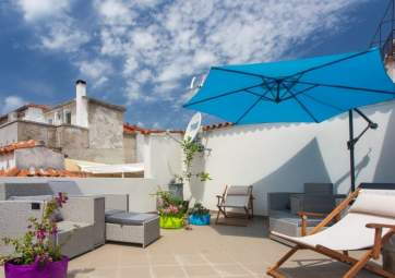 Stony 1 - well equipped, with roof terrace in the old town