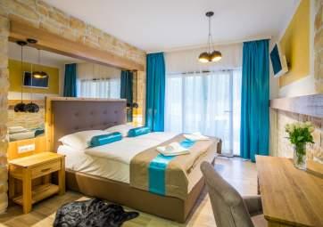 B&B Luce - Blue 5 - luxury rooms Luce