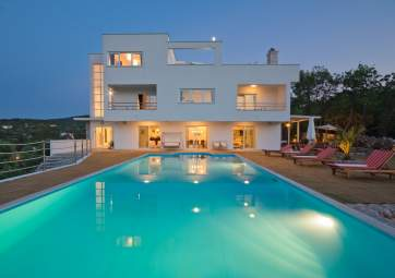 Villa Vrbnik - modern & luxurious with panoramic sea view