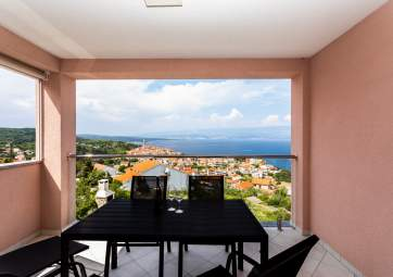 Adamo - design apartment with great sea view