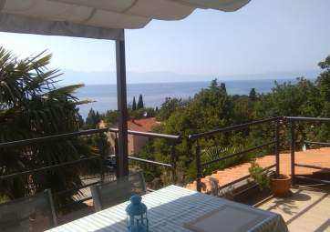 Frenky -near the beach & with a great sea view