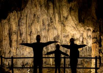 Barać Caves - guided cave tour