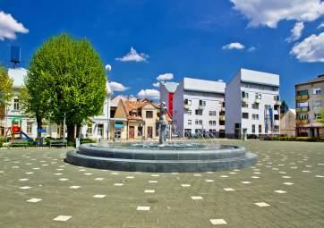 Gospić - Stadtführung