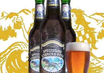 Brauerei Ličanka und Velebitsko-Bier
