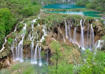 Plitvice Lakes National Park - entrance ticket