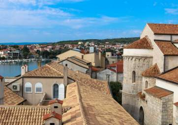 Krk Town - private sightseeing tour with a local guide